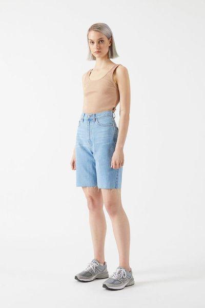 Dr.Denim Echo Shorts Light Blue