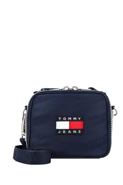 Tommy Hilfiger Crossbody Badge Bag Navy