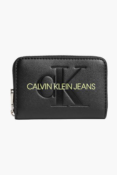 Calvin Klein Mini Zip Around Wallet Purse