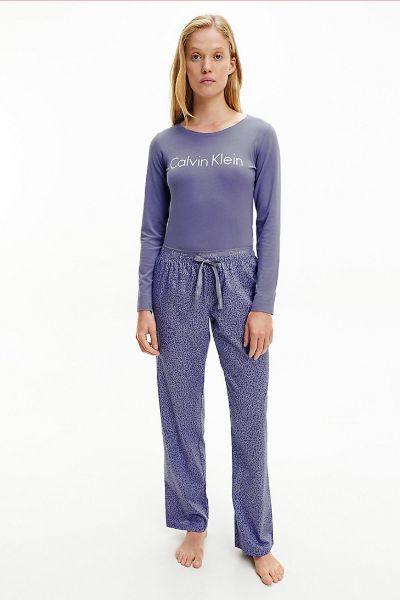 Calvin Klein Pyjama Set Bleached Navy