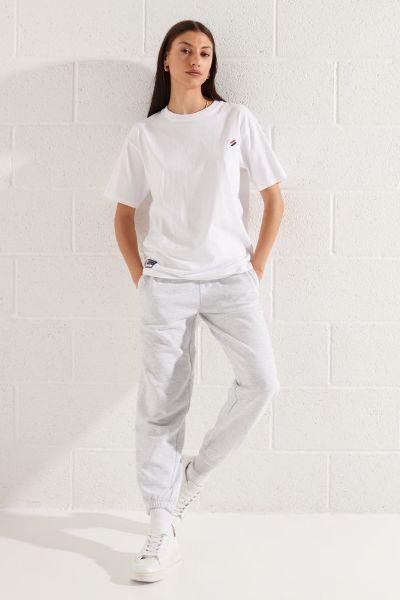 Superdry Code Essential Loose Tshirt White