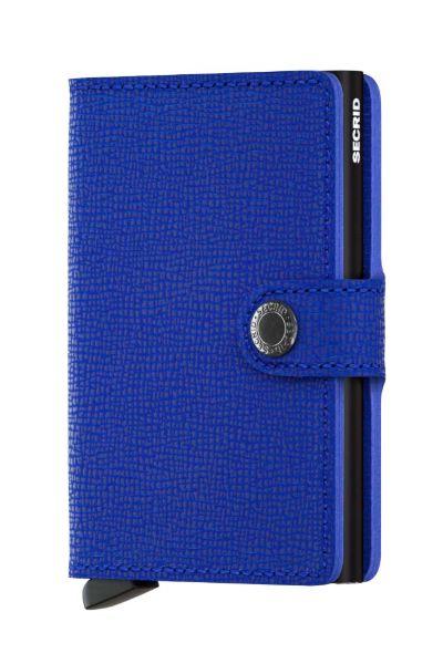 SECRID Miniwallet Crisple Blue