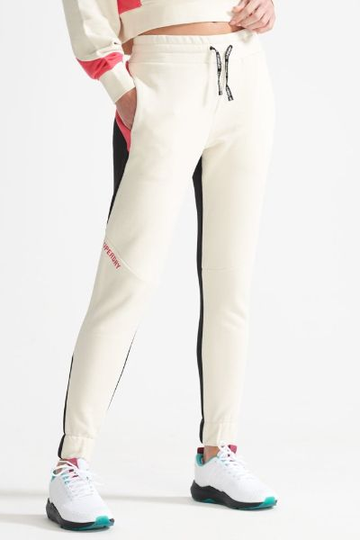 Superdry Core Training Joggers Oatmeal